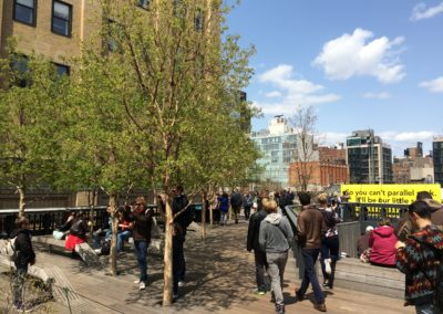 High Line Park - New York, NY April 2015 085