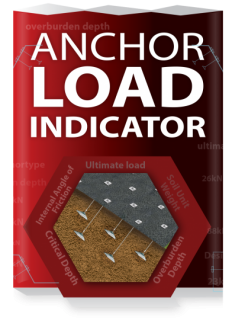 Platipus Anchor Load Indicator graphic