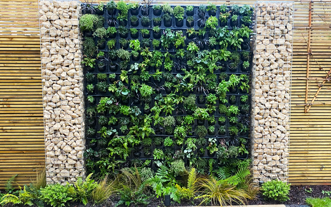 G-WALL – Private Domestic Garden, UK
